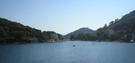 Mali Lago on Otok Lastovo