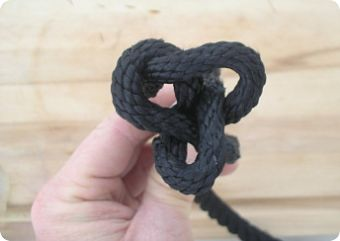 the crown knot