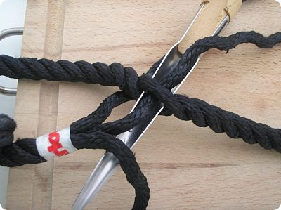 rope eye splice 1