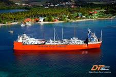 Dockwise Yacht Transport on the move