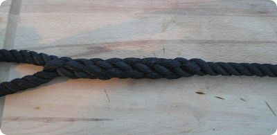 rope eye splice