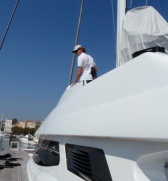 sailing catamaran Allures